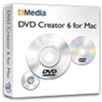 4Media DVD Creator for Mac screenshot medium