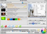 RZ DVD Creator screenshot medium