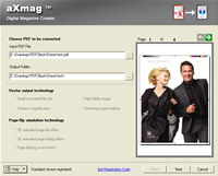 aXmag PDF to Flash Converter 2.4