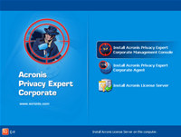 Acronis Privacy Expert Corporate