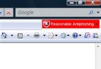 Reasonable Anti-phishing Software