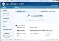 Systweak AntiSpyware 2008