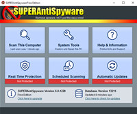 SUPERAntiSpyware Free Edition screenshot medium