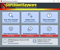 SUPERAntiSpyware Free Edition