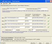 LBE Web Tools
