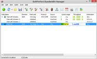 SoftPerfect Bandwidth Manager screenshot medium