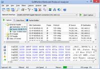 SoftPerfect Network Protocol Analyzer