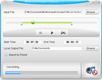 4Media Nokia Ringtone Composer
