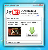 AnyTube Downloader