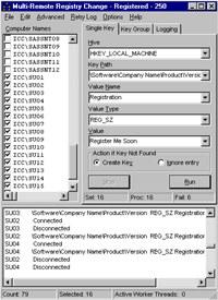 Multi-Remote Registry Change