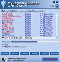 RegKlean Registry Cleaner
