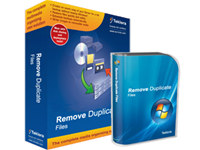 Remove Duplicate Files Instantly