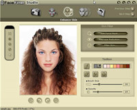 Reallusion FaceFilter Xpress - Photo Editor