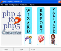 PHP4 to PHP5 Converter