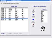 Soccer Roster Organizer