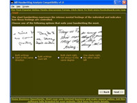 MB Handwriting Analysis Compatibility