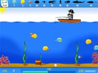 Crazy Fishing Online