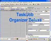 Task, Job Organizer Deluxe