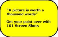 101 Screen Shots screenshot medium