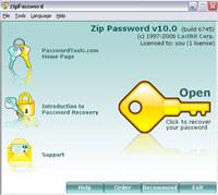 LastBit Zip Password Recovery