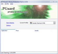PGuard - Privacy Protection Tool