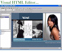 PageBreeze Free HTML Editor screenshot medium