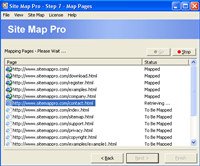 Site Map Pro screenshot medium
