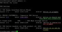 USB Server for Linux