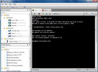 Polyscript SSH/Telnet Client