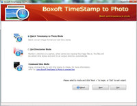 Boxoft Batch TimeStamp to Photo