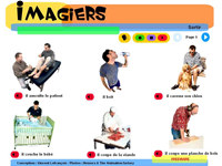 Imagiers - Learn French