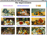 Great Works of Art/The Impressionists