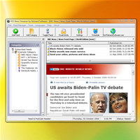 RSS News Streamer