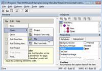 Coalesys WebMenu Studio screenshot medium