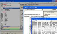 Web Code Converter Pro