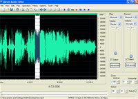 AKRAM Audio Editor screenshot medium