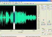AKRAM Audio Editor