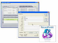RecordForAll screenshot medium