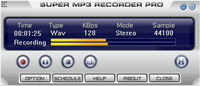 Super Mp3 Recorder build 2008