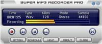 Super Mp3 Recorder build 2008