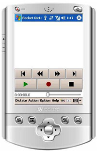 Pocket Dictate Dictation Recorder