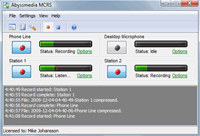 MCRS (Multi-Channel Sound Recording System)