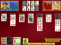 Championship Solitaire Challenge for Windows