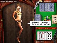 Western Strip Poker