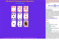 MB Spanish Playing Cards Divination