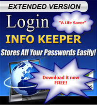 Login Info Keeper
