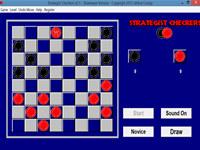 Strategist Checkers