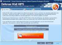 DefenseWall HIPS