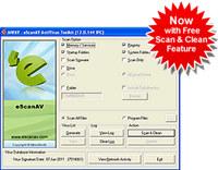 eScan Antivirus & AntiSpyware Toolkit  MWAV