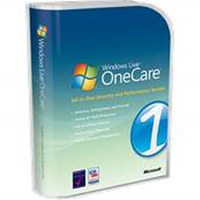 Windows Live OneCare screenshot medium